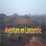Aventura en Lanzarote portada